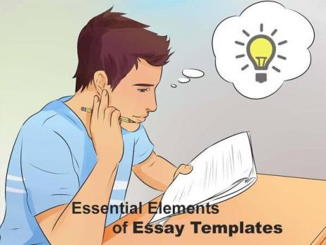 Essential Elements of Essay Templates