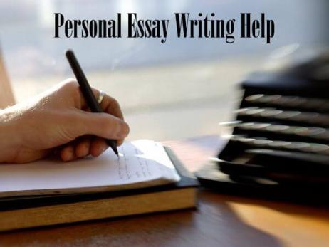 Personal Essay Writing Help