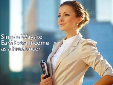 Simple Ways to Earn Extra Income as a Freelancer