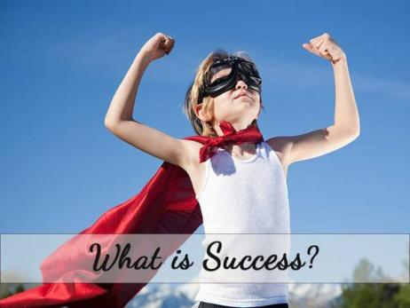 Definition Essay: What Is Success?